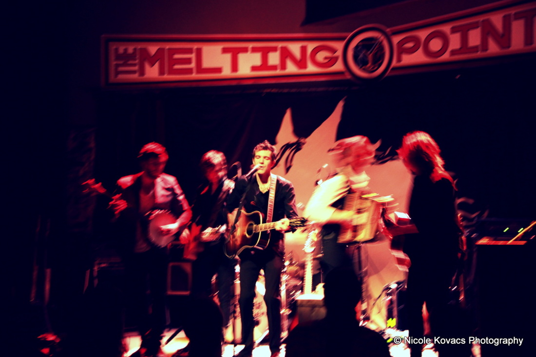 Stephen Kellogg and the Sixers - The Melting Point Athens - Nicole Kovacs Photography